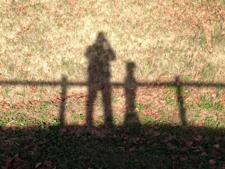 Y más sombras